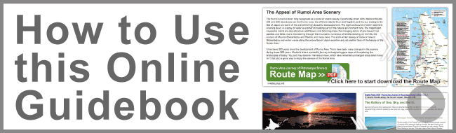 How to Use this Online Guidebook